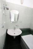 Quarto do banho Imagem de Stock Royalty Free