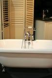 Quarto do banho no hotel imagem de stock royalty free
