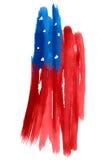 Quarto do Dia da Independência feliz América de julho Foto de Stock