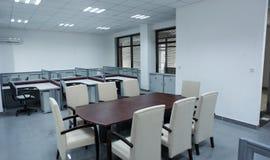 Quarto do escritório Imagem de Stock Royalty Free
