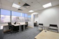 Quarto do escritório Fotos de Stock