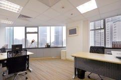 Quarto do escritório Fotografia de Stock