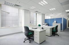 Quarto do escritório Foto de Stock Royalty Free