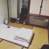 Quarto do estilo japonês fotografia de stock royalty free