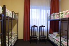 Quarto do hotel Imagem de Stock Royalty Free