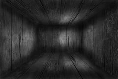 Quarto do interior de Grunge Fotografia de Stock Royalty Free