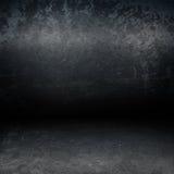 Quarto do metal de Grunge Imagem de Stock Royalty Free