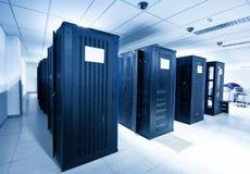 Quarto do server Fotografia de Stock