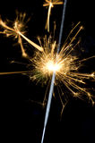 Quarto do Sparkler de julho - veja mais na carteira Imagens de Stock
