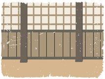 Quarto do treinamento do Dojo Imagem de Stock