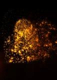 Quarto dos fogos-de-artifício de julho, EUA Imagens de Stock Royalty Free