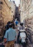 Quarto ebreo a Gerusalemme Immagine Stock