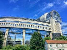 Quarto europeu em Bruxelas, Bélgica Imagens de Stock Royalty Free