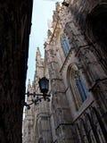 Quarto gotico, Barcellona Immagine Stock