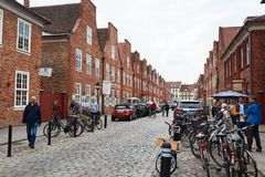 Quarto holandês em Potsdam Foto de Stock Royalty Free