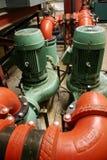 Quarto mecânico Fotografia de Stock