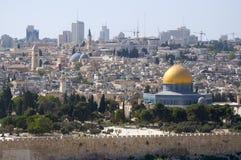 Quarto muçulmano, Jerusalem Foto de Stock Royalty Free