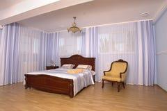 Quarto no hotel Fotografia de Stock Royalty Free