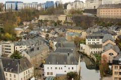Quarto residencial em Luxemburgo Imagens de Stock