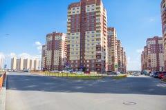 Quarto residencial urbano moderno Fotos de Stock