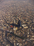 Quarto sul de Cidade do México fotografia de stock