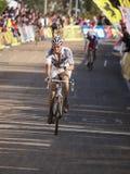 quarto tondo della tazza 2011-2012 di mondo di Cyclocross Fotografia Stock Libera da Diritti