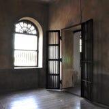 Quarto vazio abandonado Fotos de Stock Royalty Free