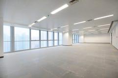 Quarto vazio do escritório Foto de Stock