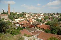 Quartos antigos de Antalya Foto de Stock Royalty Free