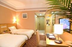 Quartos de hotel Fotografia de Stock Royalty Free