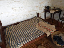 Quartos do escravo Foto de Stock