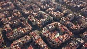 Quartos quadrados típicos de Barcelona filme