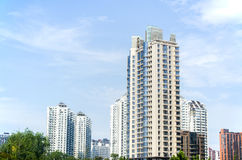 Quartos residenciais Imagem de Stock