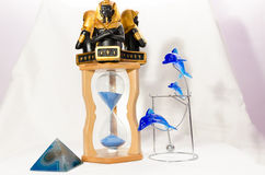 Quarts accessories Clock Stock Photo
