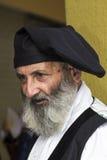 QUARTU S e , ITALIË - September 21, 2014: Parade van Sardische kostuums en vlotters voor het druivenfestival ter ere van celebrat Royalty-vrije Stock Afbeeldingen