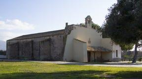 QUARTU S e Lugar Flumini - Sardinia Imagens de Stock Royalty Free