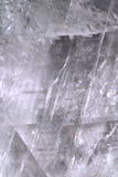 Quartz crystal background. Stock Images