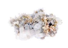 Quartz crystal Stock Photo