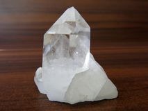 Quartz Crystal Stone Royalty Free Stock Photos