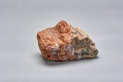 Quartz rock Stock Image