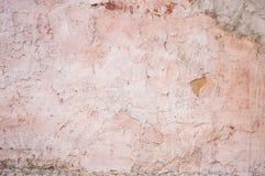 Quartz rose de vieille tonalité de plâtre image stock