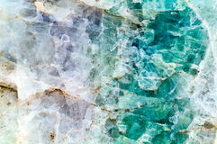 Quartz stone Royalty Free Stock Image