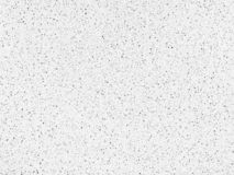 Quartz surface white for bathroom or kitchen countertop stock image