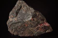 Quartzite. Rock proceeding from the metamorphism of the sandstones of quartz Stock Photography