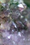 Quartzo fumarento Imagens de Stock Royalty Free
