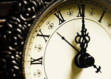 Quasi mezzanotte Fotografia Stock