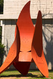 Quatre Ales - Alexander Calder - Barcelona Royalty Free Stock Image
