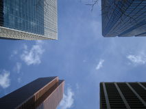 Quatre coins Photos stock