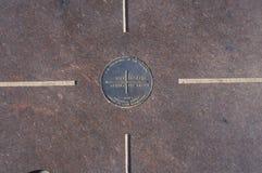 Quatre coins du Colorado, de l'Utah, du Nouveau Mexique et de l'Arizona Image libre de droits