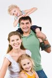 Quatre personnes Photographie stock libre de droits